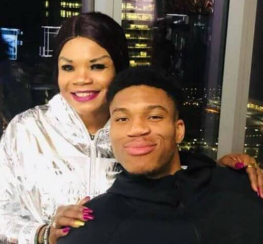 Veronica Antetokounmpo (Giannis's mother)Bio, Age, Husband and Net Worth